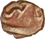 1 Trambiyo - Shah Jahan III [Bhavsinhji I Ratanji] – reverse