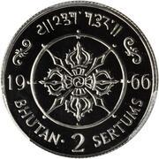 2 Sertums - Jigme Dorji (Ascension) – reverse
