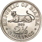 2½ Shillings – reverse
