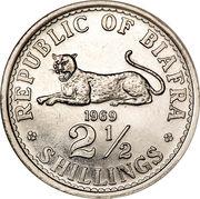 2½ Shillings -  reverse