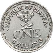 1 Shilling – reverse