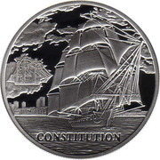 20 Roubles (The Constitution) -  reverse