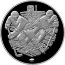 1 Rouble (2014 World Ice Hockey Championship) – reverse