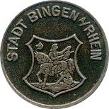 10 Pfennig - Bingen am Rhein -  obverse