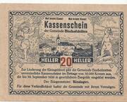 20 Heller (Bischofstetten) -  obverse