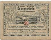 50 Heller (Bischofstetten) -  obverse
