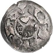1 Lübische - Heinrich II Wrangel – obverse