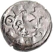 1 Lübische - Heinrich II Wrangel – reverse