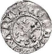 1 Artig - Dietrich II Damerow (With circle; regular legend) – reverse