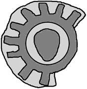 1 Scherf - Helmich von Mallinckrodt – reverse