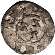 1 Pfennig - Johannes VI Bey – obverse