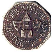 10 Pfennig - Bitterfeld (Bankverein G.m.b.H) – obverse