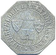 25 Pfennig - Bitterfeld (Bankverein G.m.b.H) – obverse