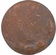 1 Franc (Zaouïa de Blida) – reverse