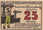25 Pfennig -  obverse