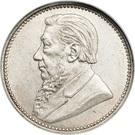 6 Pence (Zuid Afrikaansche Republiek) – obverse