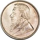 1 Shilling (Zuid Afrikaansche Republiek) – obverse