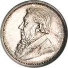3 Pence (Zuid Afrikaansche Republiek) – obverse