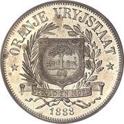 1 Penny (Orange Free State) – obverse