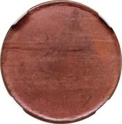1 Penny (Zuid Afrikaansche Republiek; Kaalpenny) – obverse