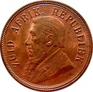 1 Penny (Zuid Afrikaansche Republiek) – obverse