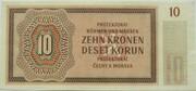 10 Korun -  reverse