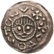 Obol - Boleslaus II the Pious – obverse