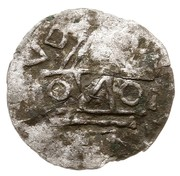 Obol - Unknown ruler (end of 10th century) – reverse