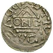 Obol - Boleslaus II the Pious – reverse