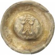 Bracteate - Wencezlaus II (medium) -  reverse