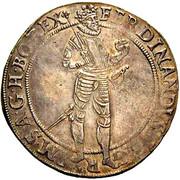 1 Thaler - Ferdinand II (Prague) -  obverse