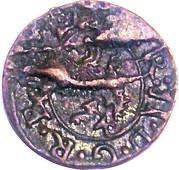 ¼ Kipper Kreuzer - Ferdinand II – obverse