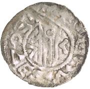 Obol - Boleslaus I the Cruel (duke 935–967/972) – obverse