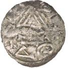 Obol - Boleslaus I the Cruel (duke 935–967/972) – reverse