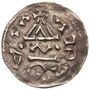 Obol - Boleslaus II the Pious (duke 967-999) – reverse