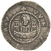 Denar - Vladislaus I (Imprisonment of Jacob Apella) -  reverse