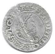 3 Kreuzer - Ferdinand II (Brno) -  obverse