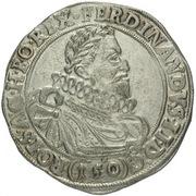 1 Thaler - 150 Kipper Kreuzer - Ferdinand II (Joachimsthal) – obverse