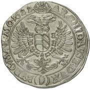 1 Thaler - 150 Kipper Kreuzer - Ferdinand II (Joachimsthal) – reverse