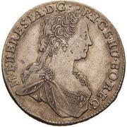 17 Kreuzer - Maria Theresia (Prague) -  obverse