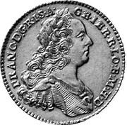 7 Kreuzer - Franz I (Prague) -  obverse