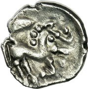 Drachm (Prague type) – reverse