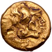 1/8 Stater (Athena Alkidemos Type) – obverse