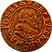 Double Tournois - Maximilien I (2nd type) – obverse