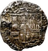 1 Real - Philip III – obverse