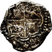 1 Real - Philip III – reverse