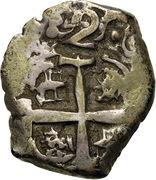 2 Reales - Charles III – obverse