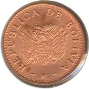 10 Centavos (Type 1 denomination letter) -  obverse