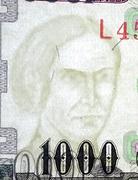 1 000 Pesos Bolivianos -  obverse