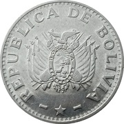 20 Centavos -  obverse